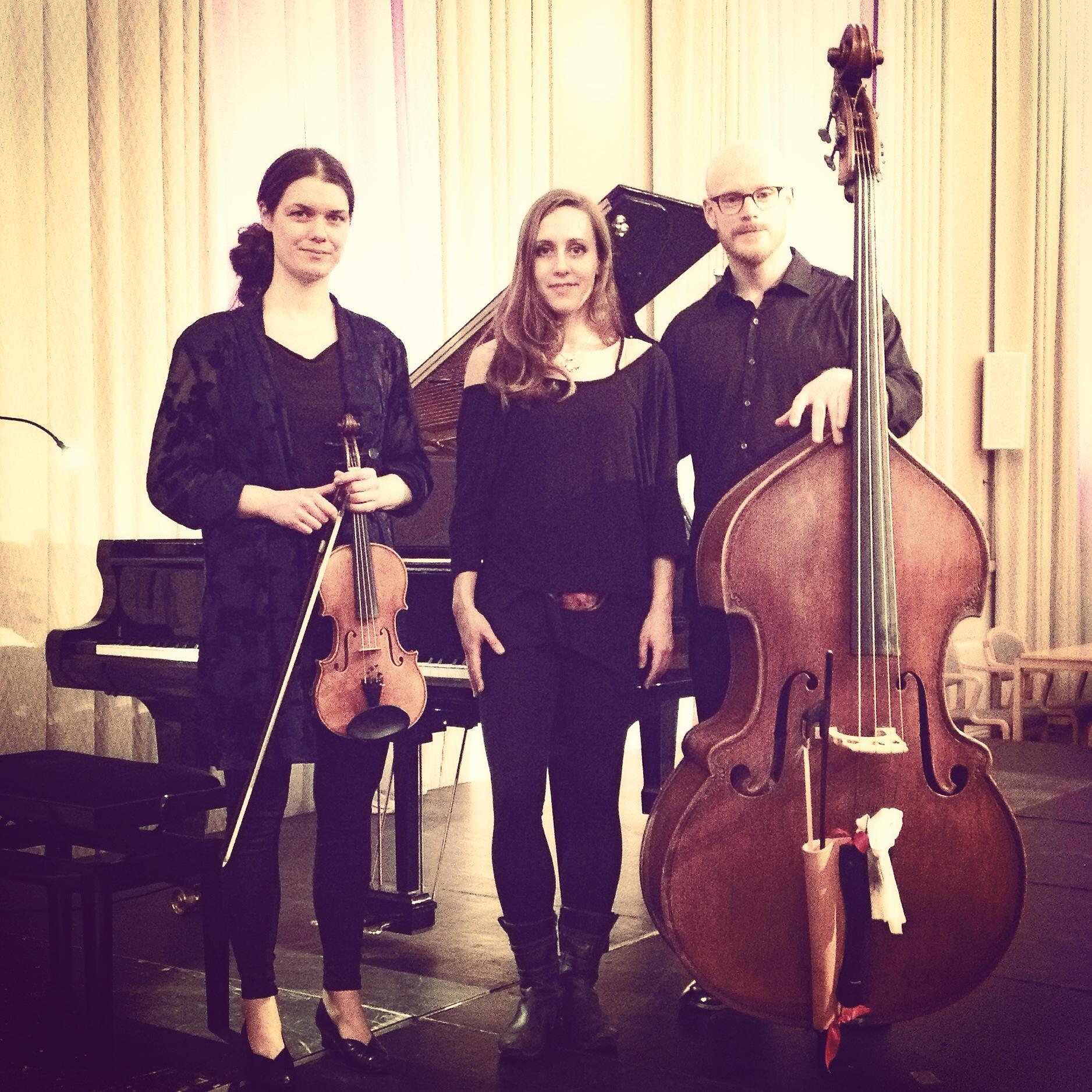 Vråk på Aurora Chamber Music Course
