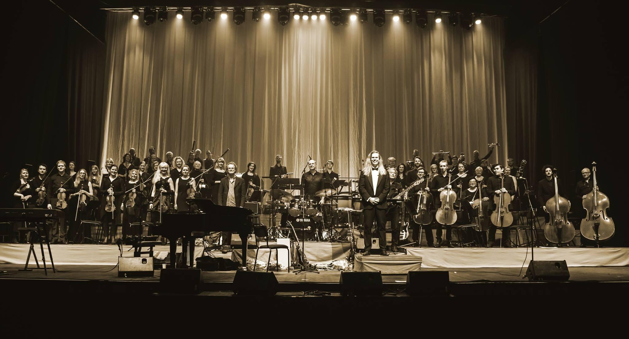 Rhapsody in Rock, turné 2015